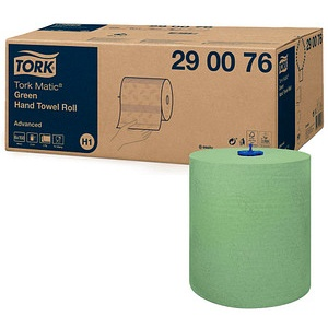 6 TORK Handtuchrollen Matic® H1 Advanced 2-lagig