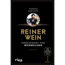Reiner Wein als Buch von Thomas Hertlein