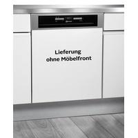 Bauknecht teilintegrierbarer Geschirrspüler, OBBO POWERCLEAN 6330, 14 Maßgedecke