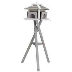 TRIXIE Vogelhaus, BxTxH: 46x46x35 cm, mit Ständer 135 cm