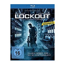 Lockout - DVD  Filme