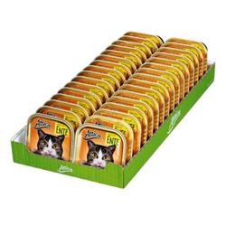 Attica Katzenfutter Pastete mit Ente 100 g, 32er Pack
