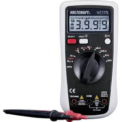 VOLTCRAFT VC175 Hand-Multimeter digital CAT III 600V Anzeige (Counts): 4000
