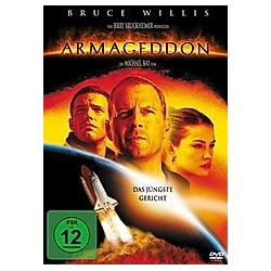 Armageddon - DVD  Filme