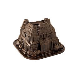 Nordic Ware Haunted House Backform Aluminium Bronze