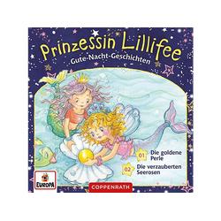 Prinzessin Lillifee - 001/Gute-Nacht-Geschichten mit (CD)