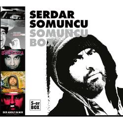 Somuncu Box (ungekürzt) als Hörbuch Download von Serdar Somuncu
