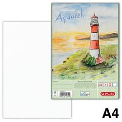 herlitz Aquarellblock DIN A4