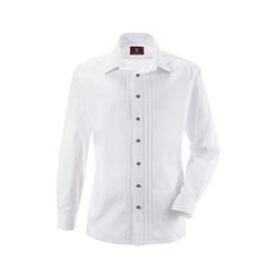 OS-Trachten Trachtenhemd mit Biesen 45/46 (XXL)