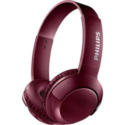 Philips SHB3075 On Ear Kopfhörer Rot