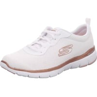 SKECHERS Flex Appeal 3.0 - First Insight white/rose gold 42