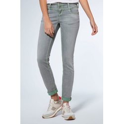 SOCCX Slim-fit-Jeans mit Turn-Up Saum 31