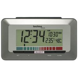 Luftgüte-Monitor, mit Funkuhr, Temperaturanzeige und Raumluftanzeige