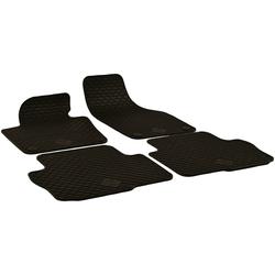 WALSER Passform-Fußmatten (4 Stück), Seat, VW Alhambra, Sharan Großr.lim., für Seat Alhambra und VW Sharan