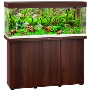 JUWEL AQUARIEN Aquarien-Set Rio 240 LED, 240 Liter, Gesamtmaß BxTxH: 121x41x128 cm braun