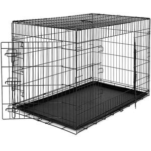 Hundetransportkäfig Tiertransportbox Hundebox Größe XXXL