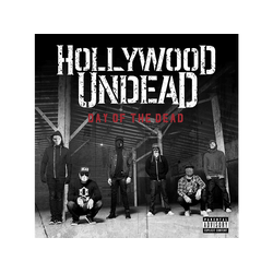 Hollywood Undead - Day Of The Dead (CD)