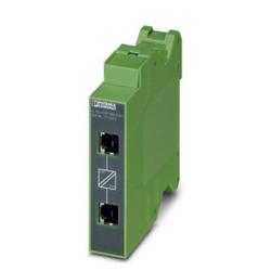 Phoenix Contact FL ISOLATOR 1000-RJ/RJ Netzwerktrenner Anzahl Ethernet Ports 2