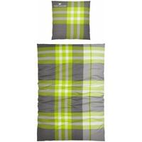 Biber grün (155x220+80x80cm)