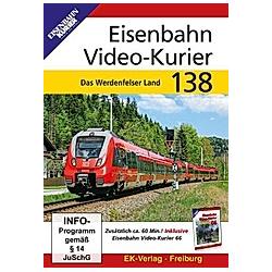 Eisenbahn Video-Kurier  1 DVD-Video - DVD  Filme