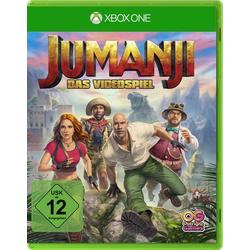 One Jumanji Das Videospiel Xbox One USK: 12