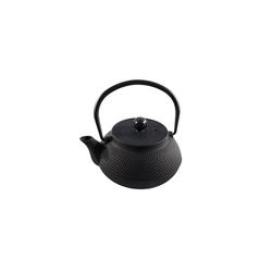 Neuetischkultur Teekanne Teekanne Gusseisen 0,65 l, 0.65 l, Teekanne
