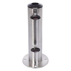 Doppler Standrohr für Granitplatte 140 kg,silber,