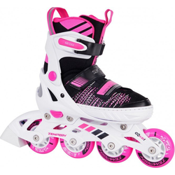 TEMPISH GOKID GIRL Inline Skate 2021 white/pink - 37-40