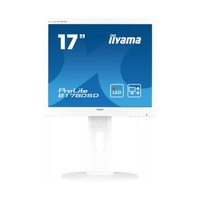 """Iiyama ProLite B1780SD-W1 17"""" weiß"""