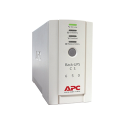 APC Back-UPS CS 650VA Stromspeicher