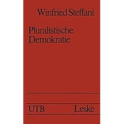 Pluralistische Demokratie - Buch