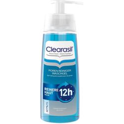 Clearasil Poren Reiniger Waschgel, Für die tägliche Gesichtsreinigung, 200 ml - Flasche