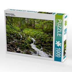 Obermaiselstein Lege-Größe 64 x 48 cm Foto-Puzzle Bild von TomKli Puzzle