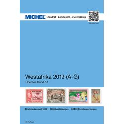 Michel Westafrika 2018/2019 ( A-G) als Buch von