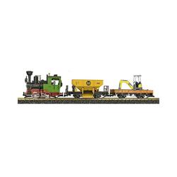 Märklin Modelleisenbahn-Set LGB 70403 Gartenbahn - Startset Güterzug