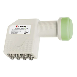 Octagon Green Octo HQ OOLG LNB HD 0.1 dB HD 3D Ready