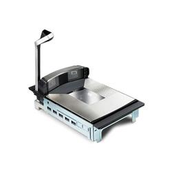 Magellan 9800i - Einbau-Barcodescanner, Kurzer Scanner, Sapphire Glass, TDR hoch, EAS, RS-232 -Nur Scanner-