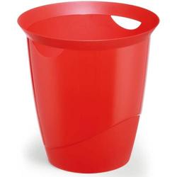 Papierkorb Trend 16 Liter rot