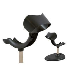 Ständer, dunkelgrau, 150mm hoch, starr, beschwerter Sockel, Xenon Cradle für Xenon 1900 und Xenon 1950g