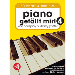 Piano gefällt mir! mit MP3-CD. Bd.4