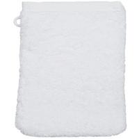 Waschhandschuh 16 x 22 cm weiß