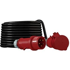 CEE Verlängerungskabel Kabel 400V 32A IP44 Starkstromkabel 5x4mm2 Doktorvolt® 15m