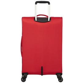 American Tourister Summerfunk 4-Rollen 67 cm / 71.5-77 l red