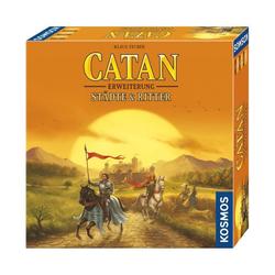 Kosmos Spiel, Kosmos Catan - Erweiterung Städte & Ritter