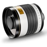 Spiegeltele 800 mm F8,0 DX Nikon F