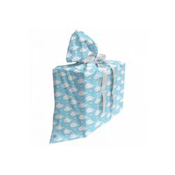 Abakuhaus Geschenkbox 3x Bändern Wiederbenutzbar, Wal Blaue Babyparty-Entwurf