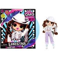 MGA Entertainment L.O.L. Surprise OMG Remix- Lonestar