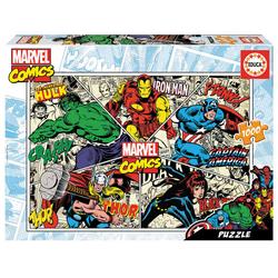 Educa Puzzle - Marvel comics 1000 Teile