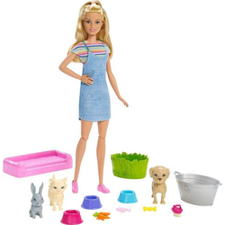 Barbie Play 'N' Wash Pets FXH11