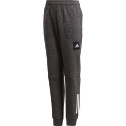 adidas Sporthose, schwarz, Gr. 140 - 140 - schwarz